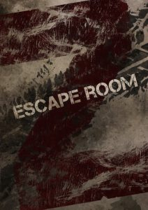 Escape Room Z title poster