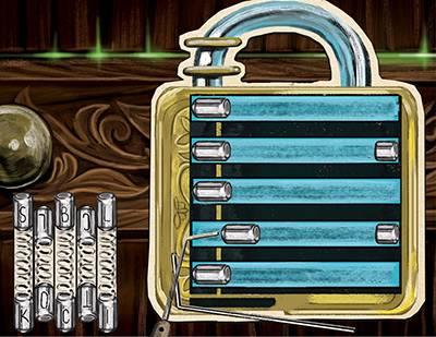 LockedDrawer