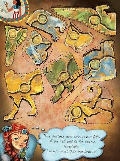Ammut puzzle hint