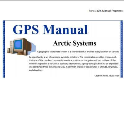 arctic-escape-gps