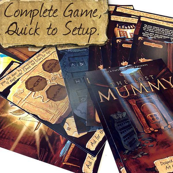 Escape Room Kit For Kids