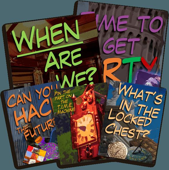 Escape quest posters