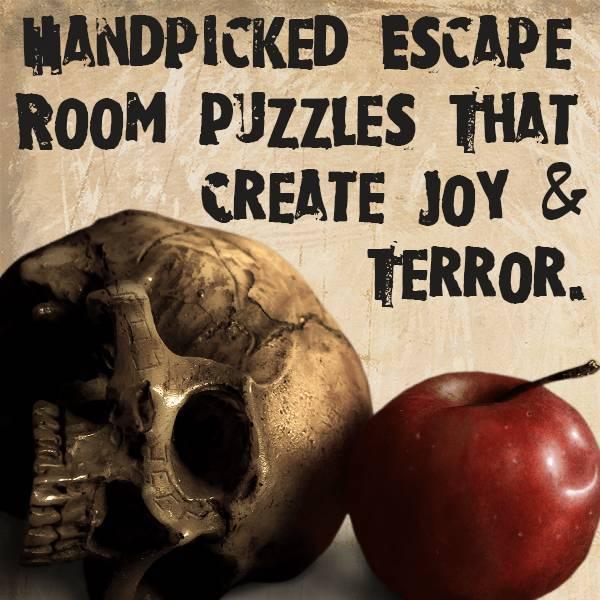 Escape room puzzles tmb for Escape room design