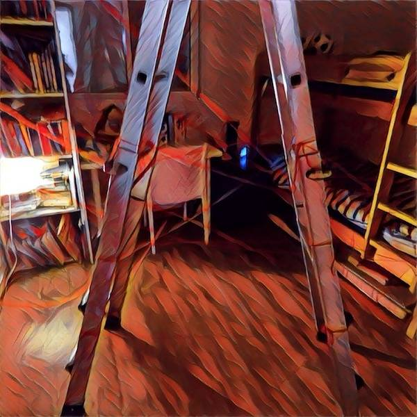 Laser string game.