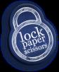 Lock Paper Scissors logo 80px