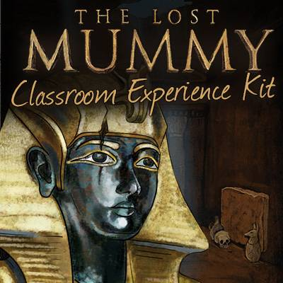 Lost Mummy educational kit tmb 400x