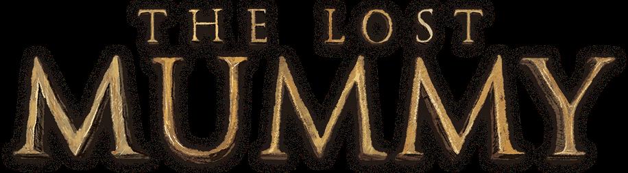 The lost mummy logo