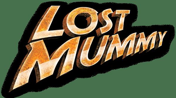 Lost Mummy V2 title