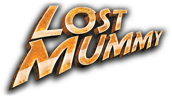 Lost Mummy V2 title