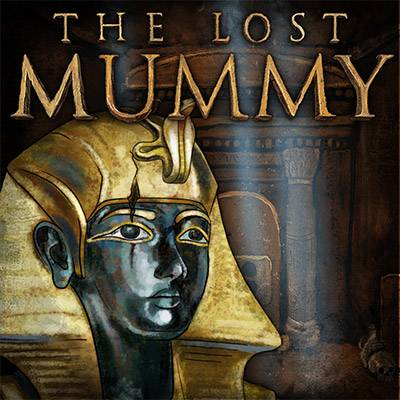 Lost mummy tmb title screen