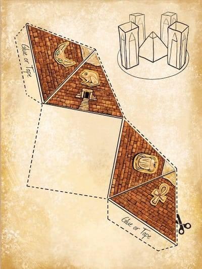 Pyramid challenge hint