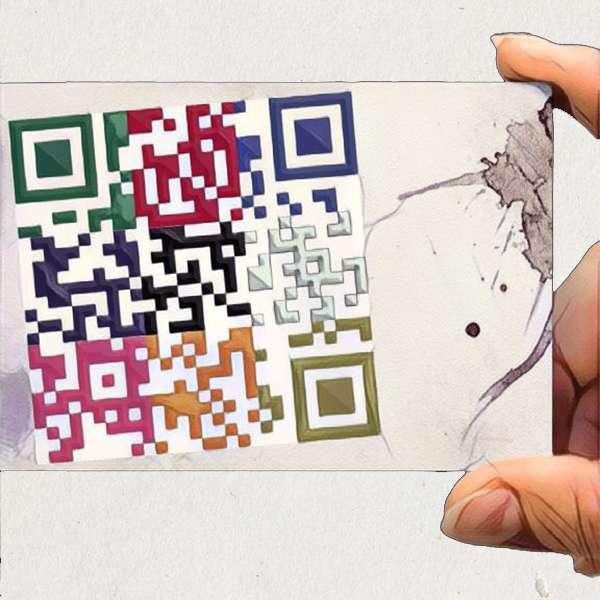 QR code puzzle