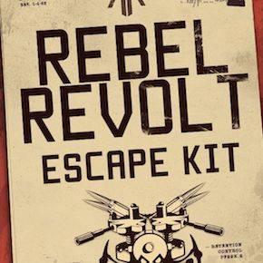 Rebel Revolt Escape Room Kit tmb 290