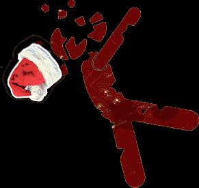 Zombie boy christmas