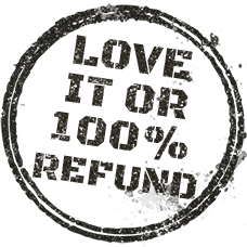 Refund guarantee stamp