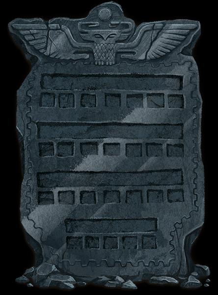 Rosetta Stone illustration