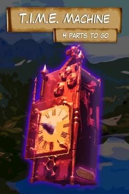 Time machine 2 card