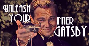Unleash your inner Gatsby